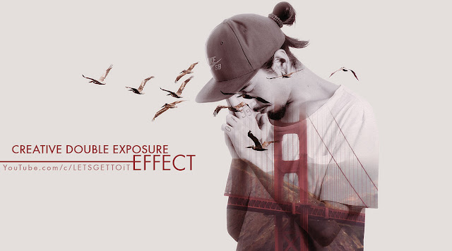 How to Make a Creative Double Exposure Effect in Photoshop