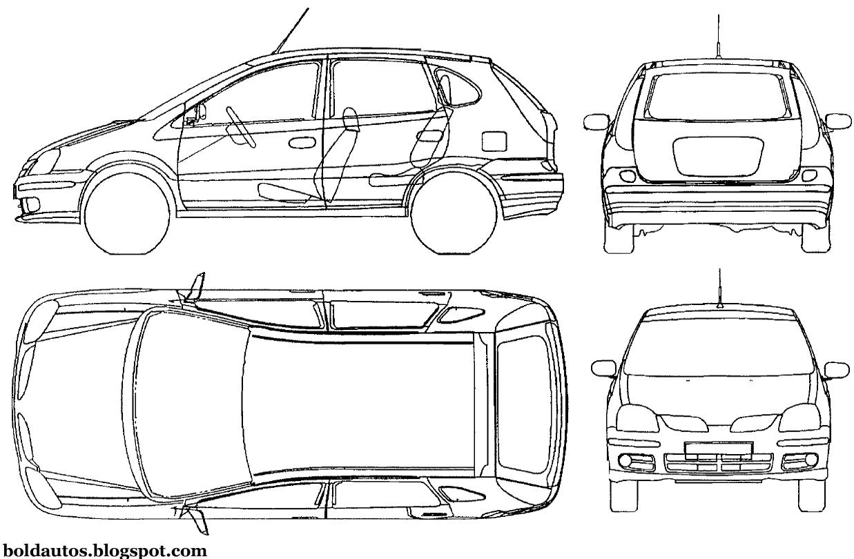 Bold Autos: Nissan Almera