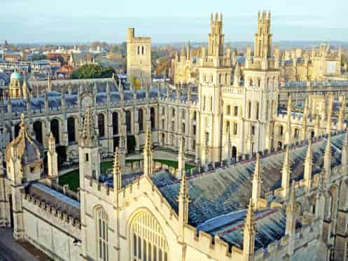 Universitas Oxford lebih tua dari Kekaisaran Aztec