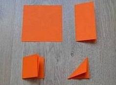 Make Rose Flower from Paper