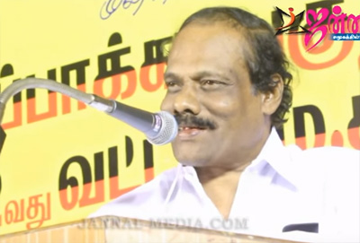 Dindigul I Leoni Criticising Jayalalitha Story | DMK Election Speaker