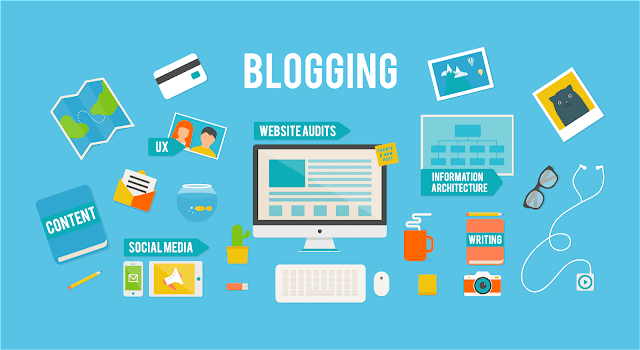 Prons of blogging: Fully explained