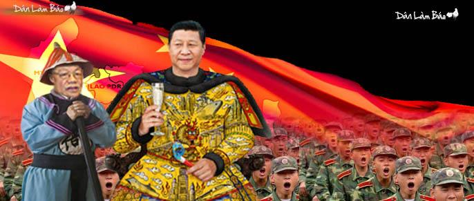 Bildergebnis für hình ảnh lãnh đạo đảng csvn quỳ gối trước trung cộng