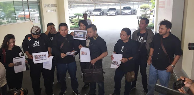 GNR Resmi Melapor Ke Bawaslu, Prabowo Juga Dituduh Kampanye Hitam