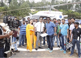 Keerthy Suresh with Vikram in Swamy Sequal