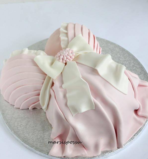 Kakku vauvakutsuille