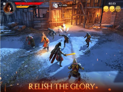 Iron Blade – Medieval Legends Mod Apk + Data Download