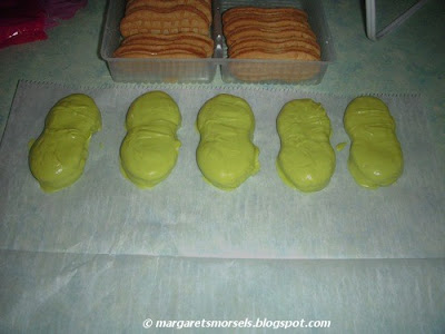 Margaret's Morsels | Halloween Monster Toes