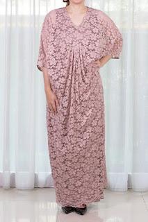 Kaftan Brokat Syari Trend Baju Gamis Thamrin City Daftar Harga Terbaru