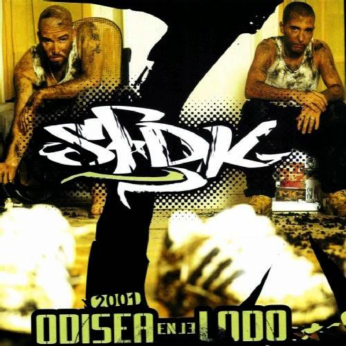 SFDK - A Donde Van (Audio) | 2001 | España