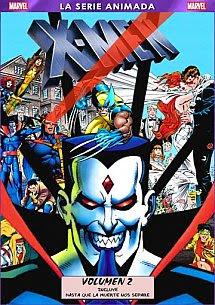 X-Men la serie animada Temporada 2