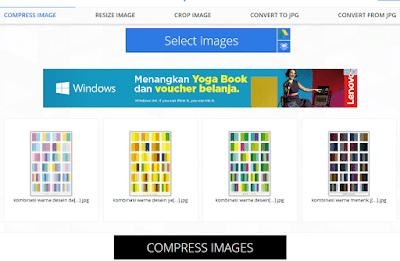 cara compress gambar tanpa mengurangi kualitas