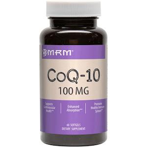 MRM - CoQ10