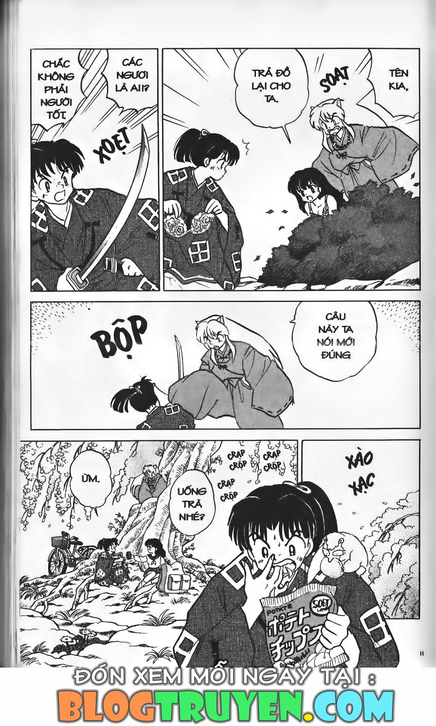 Inuyasha vol 03.1 trang 10