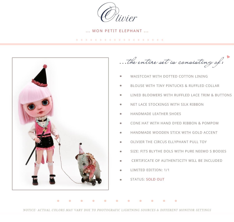 milly me designs, blythe, blythe faceplate, blythe doll, blythe fashion, blythe dress, blythe outfit