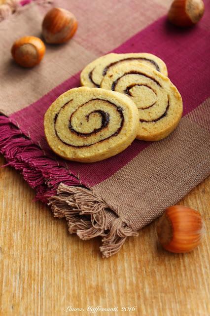 ricetta biscotti nutella