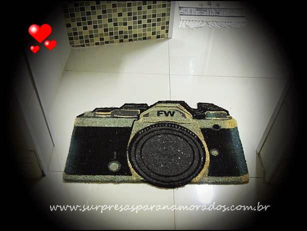 tapete câmera de fotografia