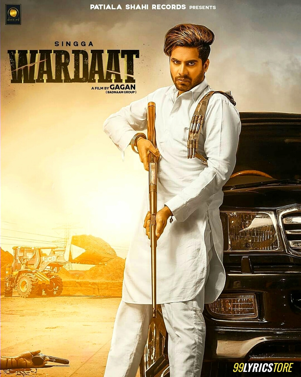 Wardaat Puanjabi Song lyrics Sung by Singaa
