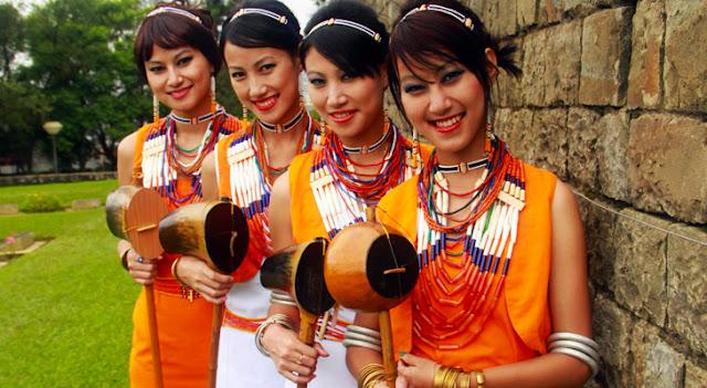 Nagaland people