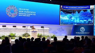 Pertemuan IMF - WB Dan Wajah Indonesia