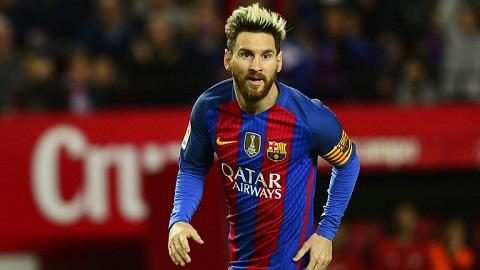 Lionel Messi luôn tạo ra sự giải trí trong thi đấu.