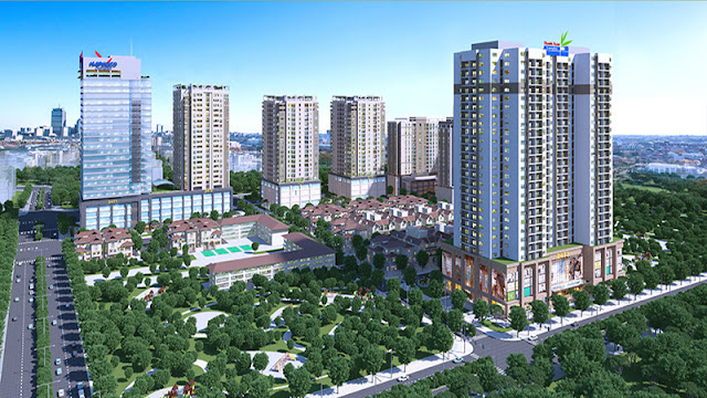 Chung cư Dream Land Duy Tân