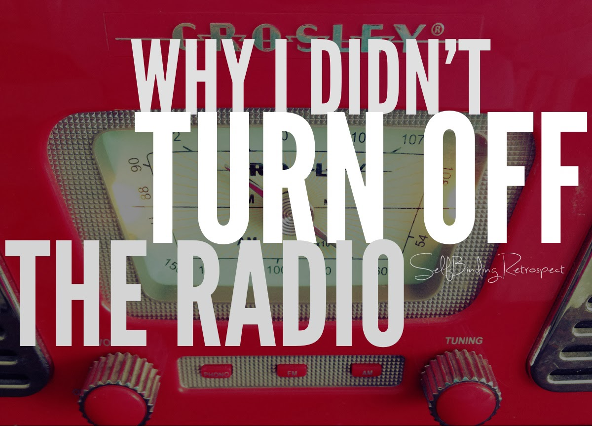 Why I Didn't Turn Off The Radio: Exposing My Children To The Truth Of Hate