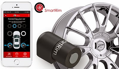 The SmartRim™ Groundbreaking Device Helps You Park Any Car Safe And Easy! | Go Gadget Plus