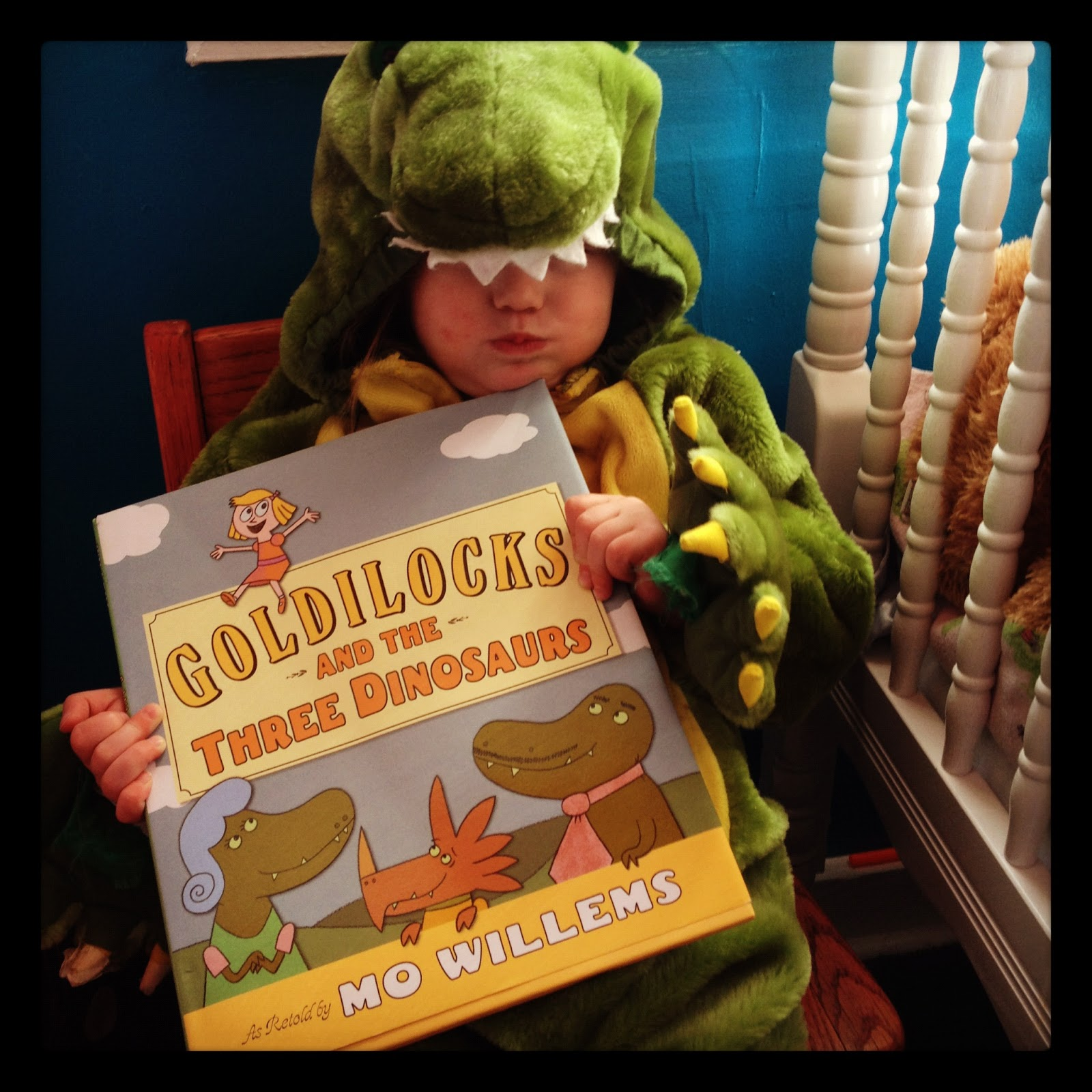 Pen Pals Amp Picture Books Goldilocks And The Three Dinosaurs