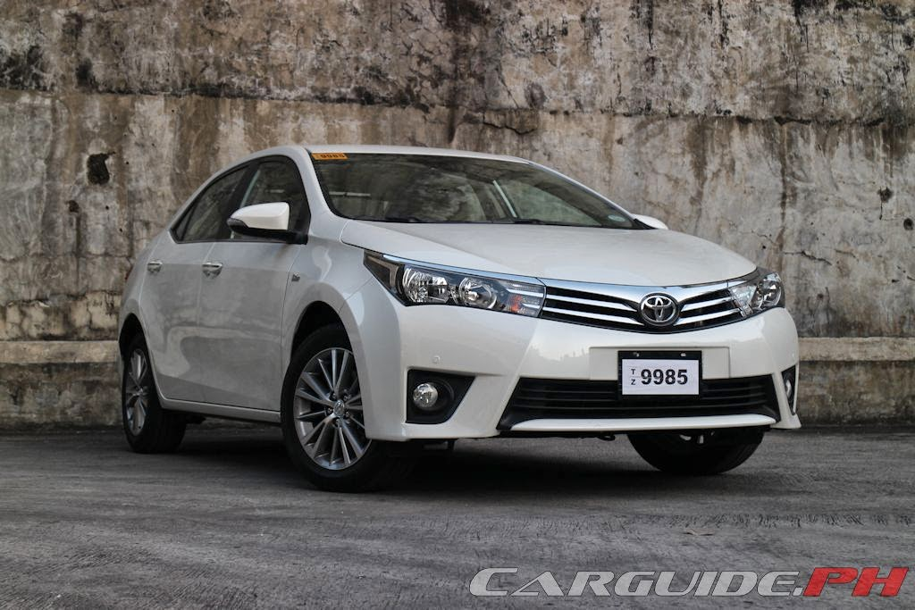 Review: 2014 Toyota Corolla Altis 1.6 V | Philippine Car News, Car Reviews,  Automotive Features, And New Car Prices | CarGuide.PH