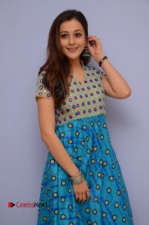 Actress Priyal Gor Pictures in Long Dress at Chandamama Raave Teaser Launch  0034.JPG