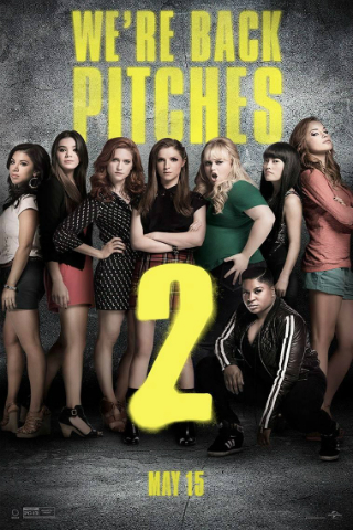 Pitch Perfect 2 [2015] [DVDR] [NTSC] [Custom] [Subtitulado]