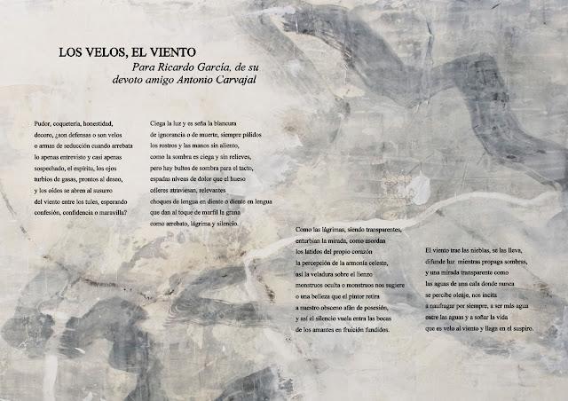 Amor y poesía; con Antonio Carvajal, Ancile