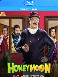 HONEYMOON (2018) BENGALI ORIGINAL 720P HD BLU-RAY X264 2 GB