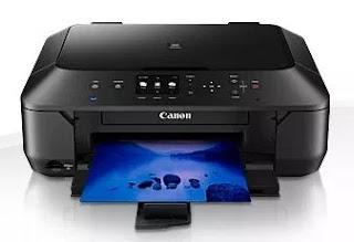 Canon PIXMA MG6460 Driver de impressora