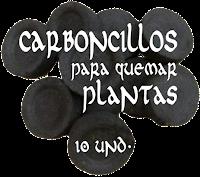 CARBONCILLOS de QUEMAR