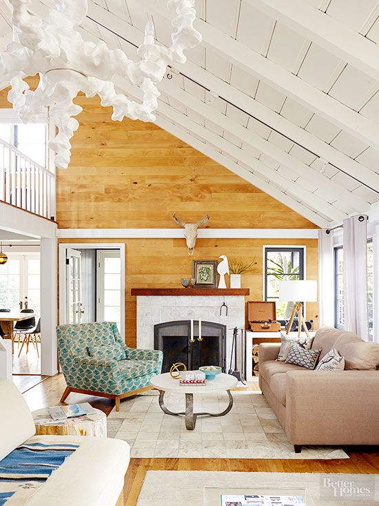 House Wood Paneling: I Need Your Thoughts: Can We Make Pine Paneling Work