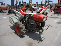 YANMAR HANDY TRACTOR for ZAMBIA to DAR ES SALAAM