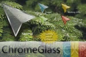 Chrome Glass best mouse cursor-3
