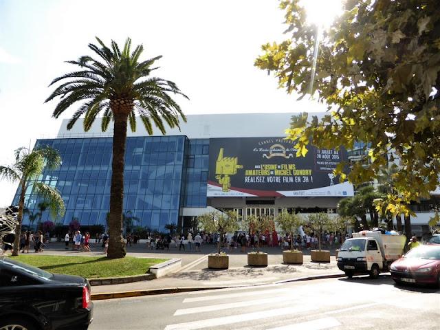 Cannes, Palais des Festivals