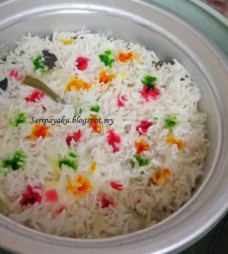 My Kuali Nasi Minyak Hujan Panas