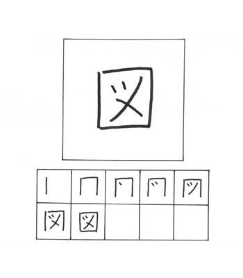 kanji gambar