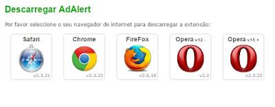 Neobux | Adalert Disponível para Safari, Chrome, Firefox e Opera