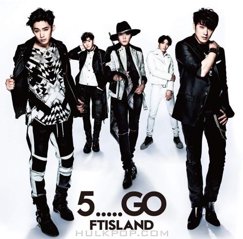 FTISLAND – 5…..GO -Japanese Ver.- (ITUNES PLUS AAC M4A)