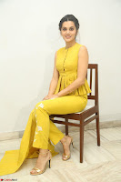 Taapsee Pannu looks mesmerizing in Yellow for her Telugu Movie Anando hma motion poster launch ~  Exclusive 041.JPG
