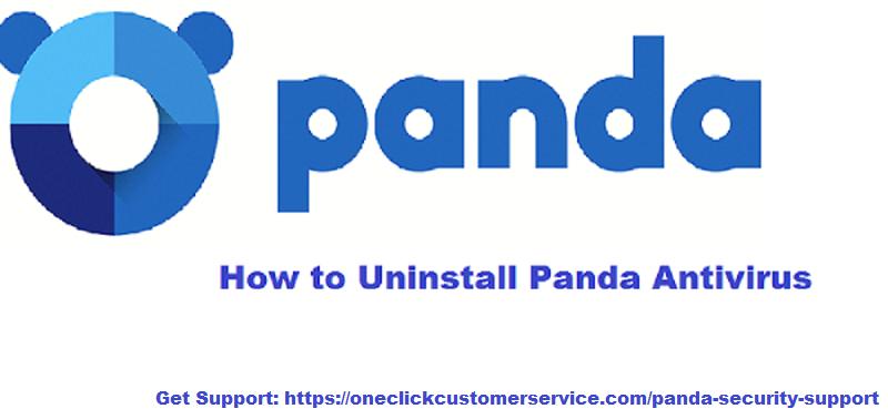removing panda antivirus software