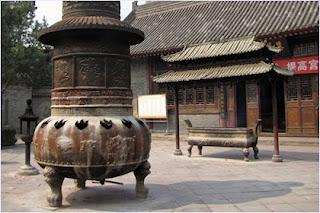 ศาลแปดเซียน (Temple of the Eight Immortals)