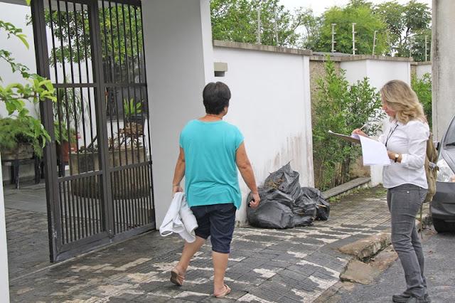 Secretaria de Saúde de Registro-SP reforça combate ao mosquito da dengue com nebulização