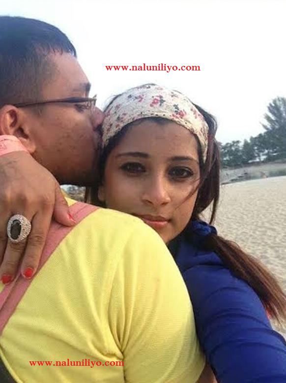 hot nadeesha hemamali with boy friend bikini