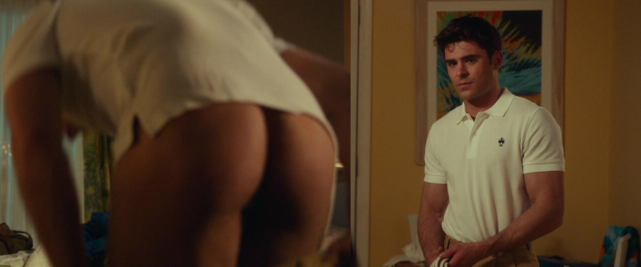 Will Zac Efron Show His Naked Butt In His New Comedy, Dirty Grandpa